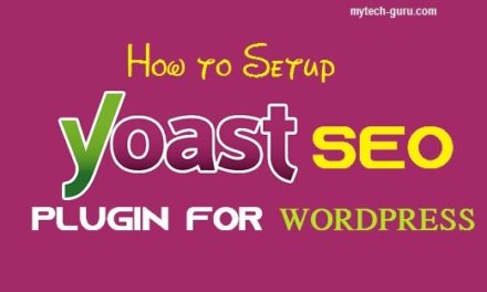 How to install and set up Yoast SEO plugin for WordPress