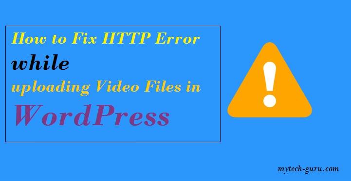 HTTP-error